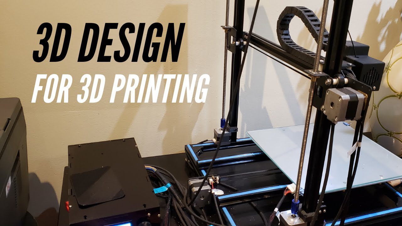Learning 3D Design for 3D Printing in 48 hours