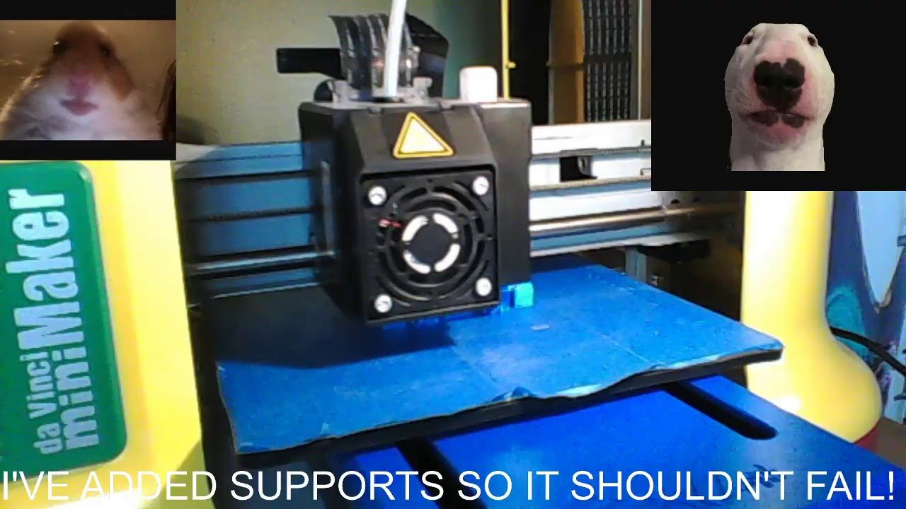 3d printing galxy skin take 2