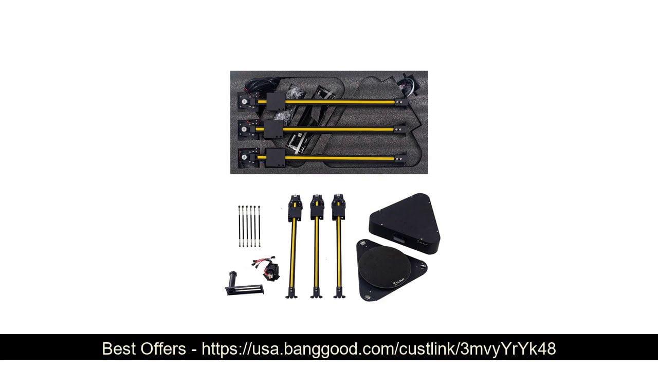 ☘️ Flsun® Q5 3D Printer Kit 200*200mm Print Size Supprt Resume Print With TFT 32Bit Mainboard/TMC22
