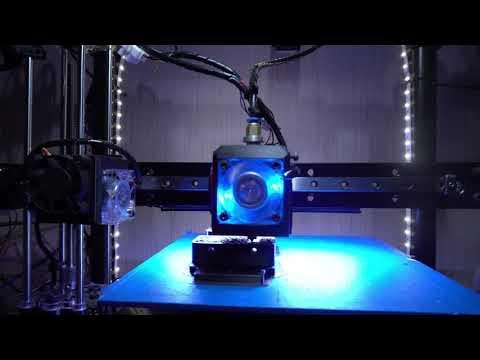 Late Night 3D Printing